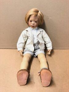 "Emil Doll Annette Himstedt 25"" Doll"