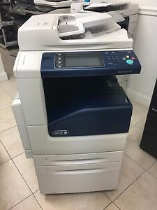 Xerox Workcentre 7225 Multi-funtional Color Printer