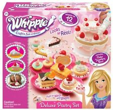INTERNATIONAL PLAYTHINGS WHIPPLE DELUXE PASTRY SET.BRAND NEW.FREE PRIORITY SHIP