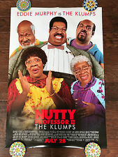 NUTTY PROFESSOR II THE KLUMPS 27X40 DS MOVIE POSTER ONE SHEET NEW AUTHENTIC