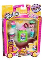 Shopkins Season 8 World Vacation Asia Mini Figure 5-Pack