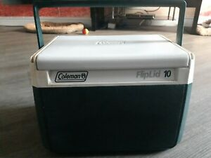 Coleman Cool Box Green Vintage Retro Cooler ideal for any camping trip..........