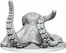 WZK73728 Wizkids/NECA WizKids Deep Cuts Unpainted Miniatures: W9 Giant Octopus