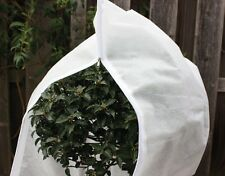 Kübelpflanzensack 80 x 60 cm 2 Stück Winterschutz Pflanzenschutz
