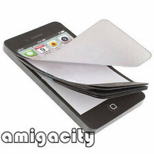 CTY Hot Sale Sticky  Note Paper Cell Phone Memo Pad Office Stationery