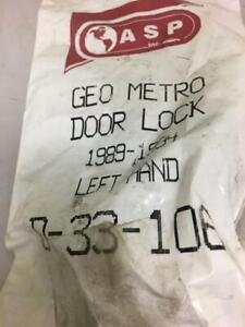 geo metro door lock d-33-106