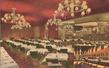 """NEW YORK CITY - Wienecke Restaurant - """"A bit of old Vienna"""" - ADVERTISING"""