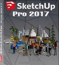 SketchUp Pro 2017 - Never Expiring Full License: FAST DELIVERY & CHEAPEST!!!
