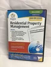 Socrates V2.75 Residential Property Management Real Estate Forms On CD
