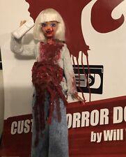 Sale! Casey Becker Custom Horror Doll Ooak Scream Action Figure Barrymore