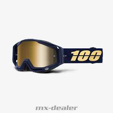 2020 100 % Racecraft Extra verspiegelt Bakken MX Motocross Cross Brille Enduro