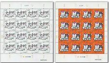 CHINA 2019-1 New Year Pig stamps full sheet Zodiac 己亥猪年