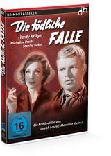 Die tödliche Falle (1959) - mit Hardy Krüger, Micheline Presle - Filmjuwelen DVD