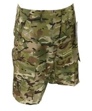 Kombat US Army Style ACU Ripstop Military Combat Camo Shorts  BTP (MTP Match)