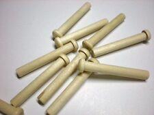 "Wood Craft Peg 11/32"" Diameter x 2-3/8"" Long 25 pieces For Toys,Hat & Key Racks"