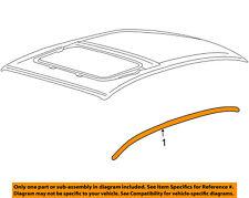 FORD OEM 10-18 Taurus-Roof Molding Trim Right EG1Z5451728D