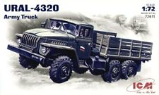 ICM 1/72 URAL - 4320 CAMION dell'Esercito # 72611