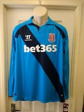 846c8226d Warrior Products Stoke City Adults Memorabilia Football Shirts ...