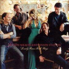 Lonely Runs Both Ways by Alison Krauss & Union Station (CD, Nov-2004, Rounder)