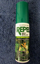 Insect Repellent Sportsmen Formula 4oz Non-Aerosol Spray REPEL USA New VV1