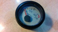 MGF MG F MGTF MG TF Dash Centre Console température huile Guage Cadran YAD00060
