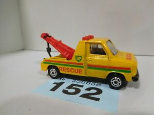 CORGI JUNIORS FORD TRANSIT TOW TRUCK WRECKER BP RESCUE (152)
