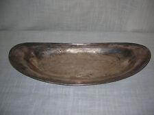 Vintage Meriden S.P. Company Silverplate Oval Tray
