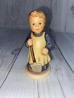 """Hummel """"Garden Treasures"""" 727 1996 Goebel, Hummel Figurines, Vintage Hummel"""