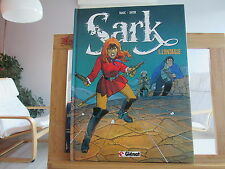 SARK T1 EO 1990 L'ENTAILLE TTBE TADUC DIETER GLENAT