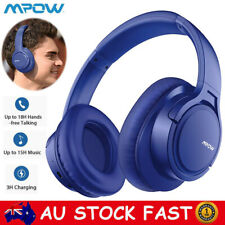 Mpow Holo H7 Over the Head Headphones - Black