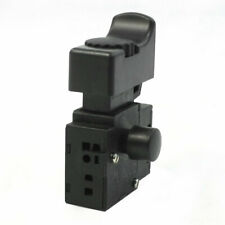 Electrical Drill Lock Button Trigger Switch 250VAC/6A for Bosch 350