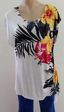 Unbranded Floral Regular Size T-Shirts for Women