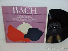 BACH Perlman/ Zukerman/Barenboim Violin No.2 Ex Libris EL 16 674 Swiss (1972) NM