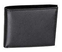 24a5c9ad8aaf New Mens RFID BLOCKING Luxury Soft Black Genuine Leather Wallet Carholder  103