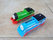Thomas Trackmaster Racing Thomas & Racing Percy, batt op'd. New style Revolution