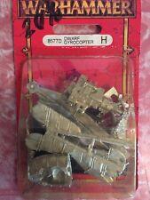 Warhammer fantasy oop Dwarf Gyrocopter
