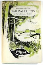 SOME ASPECTS OF THE NATURAL HISTORY OF THE FOLKESTONE DISTRICT (1968) - 1st Ed