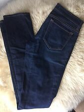 J BRAND Jeans TAILLE 25 Crayon Jambe, Dark Vintage Couleur