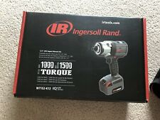 "Ingersoll Rand IQv20 1/2"" High Torque Impact Wrench Kit w/ 5Ah Battery W7152-K12"