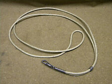 Dragonne US Colt 45 MP WWII WW2 lanyard original dated M1917 pistol cavalry WW1