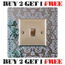 Mirror Light Switch Surround Finger Plate, Decorative + FREE UK POSTAGE