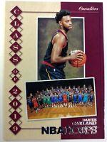 2019-20 Panini NBA Hoops Class of 2019 Darius Garland Rookie RC #2, Cavaliers
