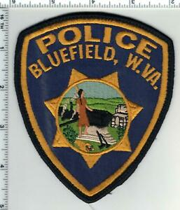 Bluefield Police (West Virginia) 1st Issue Shoulder Patch