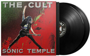 The Cult - Sonic Temple [New Vinyl LP] Anniversary Ed