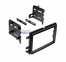 Single Double DIN Install Radio Dash Kit for 2004-2011 Ford Lincoln Mercury