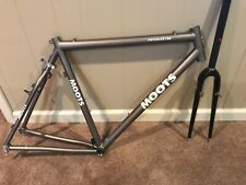 NEW MOOTS PSYCHLO X YBB FRAME AND FORK.