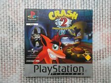 Notice Playstation / PS manuel Crash Bandicoot 2 PAL original Booklet *