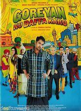 GOREYAN NU DAFFA KARO - ORIGINAL BOLLYWOOD PUNJABI DVD - FREE POST