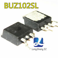 5Pcs BUZ102SL / BUZ102S TO-263 IC New