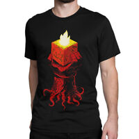 Hellboy Art T-Shirt, Premium Cotton Tee, Men's All Sizes